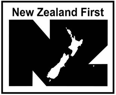 nz first logo